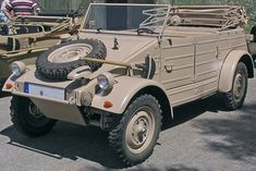VW Kübel 1940