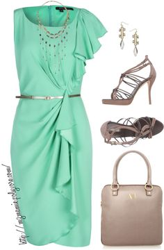 """Untitled #560"" by mzmamie on Polyvore"