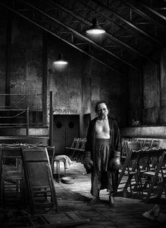 Le boxeur, Michel Lagarde