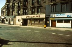 Glasgow subway, Govan X station Glasgow Subway, Glasgow Scotland, Train Station, Old Photos, England, Trains, Brave, Emerald, Random Stuff