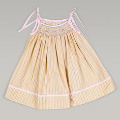 Toddler Stripe Sundress   Bebe Mignon