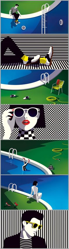 Find the ultimate pop art essentials for your mid-century home decor |www.essentialhome.eu/blog