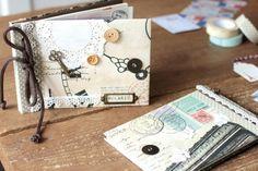 【100均DIY】お洒落な「手作りアルバム」で大切な思い出をプレゼントをしよう♪ - Weboo