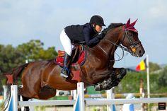 Adeline Hecart conquista el Al SHIRAA'A Longines Grand Prix.