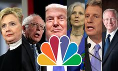 NBC Poll™: Who Is Your Choice For President?