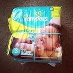 Giving The Pampers Gift Of Sleep & A #Giveaway!