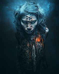 961 Likes, 13 Comments – stefan gesell (fotos y mu… Arte Horror, Horror Art, Vodoo Tattoo, Dark Art Photography, Ange Demon, Creepy Art, Foto Art, Dark Fantasy Art, Gothic Art