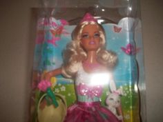 Barbie Princess with Bunny  Easter *** Click image for more details.