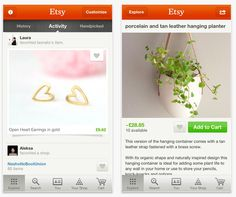 Appvent Calendar Day 5: Etsy. Free localized iOS app to help you find some non conventional Christmas presents. Bonus content: tough guys sing Savage Garden. (It's worth it, we promise)