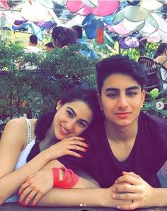 Bollywood Actor Sara Ali Khan shared a cute throwback picture with her brother Ibrahim Ali