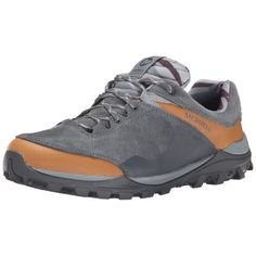 Merrell-Fraxion-Mens-Outdoor-Shoes-Brown-Sugar