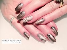 Kenegdo Salon Spa truly stands out for Hair, beauty & more. Gold Nails, Salons, Nail Art, Beauty, Lounges, Gold Nail, Nail Arts, Beauty Illustration, Nail Art Designs
