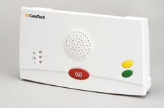 www.tiptel.nl - Caretech Carephone Grace plus