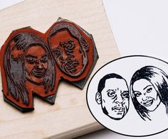 Your Face Stamp   DudeIWantThat.com this would be on EVERY Christmas card. You have been warned lol