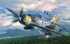 """Focke-Wulf Fw 190 F-8 """"Schlachter"""":"""