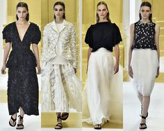 Inverno Haute Couture Paris: 2° Dia