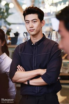 Ok Taec-Yeon( Hangul : 옥택연, Hanja : 玉澤演; born December known asTaecyeon, is a member of the Korean boy band , in which he is the main rapper. In 2010 Taecyeon debuted as an actor in the Korean dramaCinderella`s Sisterand went on to become a ma. Hot Korean Guys, Hot Asian Men, Korean Men, Jay Park, Lets Fight Ghost, Handsome Korean Actors, Korean Boy Bands, Korean Star, Kdrama Actors