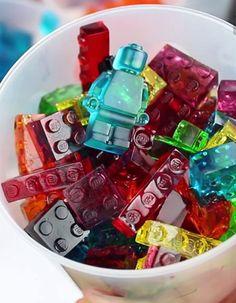This DIY Lego gummies is GENIUS!