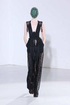 Maison Martin Margiela: Haute Couture Herbst 2012