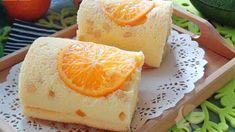 Cách làm món bánh bông lan cuộn cam tươi ngon miễn chê, ăn là mê - http://congthucmonngon.com/177044/cach-lam-mon-banh-bong-lan-cuon-cam-tuoi-ngon-mien-che-an-la-me.html
