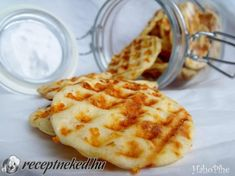 Érdekel a receptje? Kattints a képre! Savory Pastry, Hungarian Recipes, Hungarian Food, Salty Snacks, Cakes And More, Cookie Recipes, Bakery, Food And Drink, Yummy Food