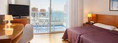 Habitación Vista al Mar - Hotel RH Victoria Benidorm