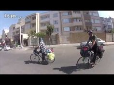 The first 5000km from France to China by bike