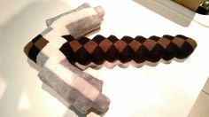 Minecraft plushie: pickaxe by ctmarie3, via Flickr