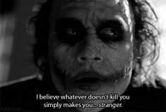 Joker (Heath Ledger in The Dark Knight) Joker Heath, Joker Batman, Heath Legder, Joker Quotes, Movie Quotes, Life Quotes, Michael Jackson, Haha, Citations Film