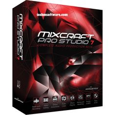 Acoustica Mixcraft Pro Studio 7 Crack With Registration Code Free download from here and you can also get much more softwares with crack...