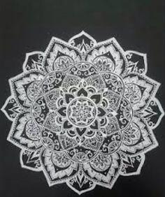 Mandalas inspire us to crochet