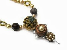 simple steampunk ideas | Romantic Buttons - by Steampunk Beadery