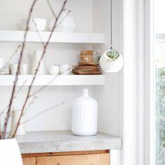 hanging design flower pot elho