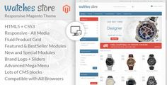 Deals Watch Store - Responsive Magento TemplateWe have the best promotion for you and if you are interested in the related item or need more information reviews from the x customer who are own of them before please follow the link to see fully reviews