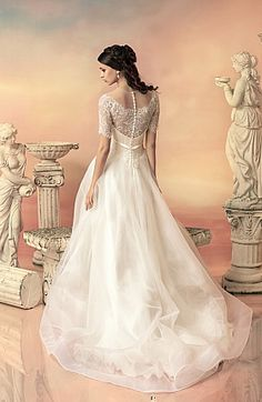 #didier #didieratelier #didiersalon #didiervencanice #vencanicedidier #venanice #bride #wedding #weddingdress #vencanje #unikatnevencanice #bridal #bridalfashion #papilio #medea