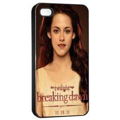 Kristen Stewart Twilight Breaking Dawn Bella Swan iPhone 4 4s Case