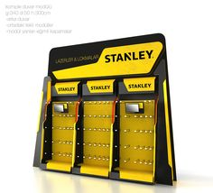 stanley on Behance