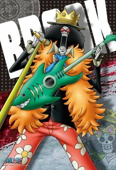 "pieces] One Piece ""the Sixth Brook"" Ensky Jigsaw Puzzle x 38 cm) [JAPAN] (japan import) Old Anime, Anime Boys, One Piece World, All Things Cute, One Piece Anime, Deviantart, Manga Games, Anime Comics, Wallpaper"