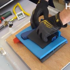 The HD Press will change your holster making career! Be sure to checkout our YouTube channel and website for more videos and information on our product line. Links in profile!  #kydexholster #kydex #gunholster #holstermaking #holstermakers #vacuumpress #h