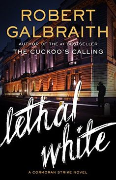 Robert galbraith book series in order