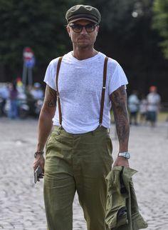 Mens Fashion Rugged – The World of Mens Fashion Workwear Fashion, Mens Fashion, Fashion Outfits, Office Wear Dresses, Lifestyle Clothing, Field Jacket, Stylish Men, Hats For Men, Beard Styles