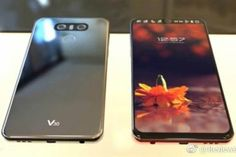 LG may drop the secondary display in favour of a Floating Bar in the LG V30