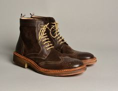Brogue Boot