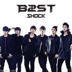 BEAST - SHOCK (Limited Japan Showcase 'B' VERSION) CD+DVD +GIft BEAST POST CARD