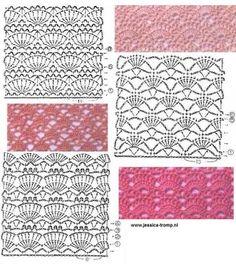 Crochet stitch ideas