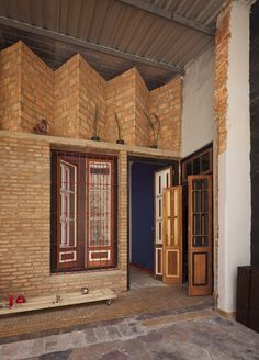 Casa Ilona / Grupo Culata Jovái