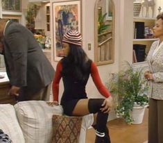 Hilary Banks wasn't the only woman from the Fresh Prince of Bel Air making a fashion statement. Ashley Bank's fashion is something everyone needs see! Black 90s Fashion, Fashion 90s, Fashion Outfits, Cheap Fashion, Chic Outfits, Fashion Trends, Tatyana Ali, Stacey Dash, Fresh Prince