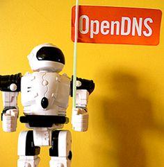 Free Sticker - OpenDNS