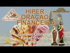 Hiper Oração Financeira - Ganhar Dinheiro, Pagar Dívidas, Prosperar - YouTube Crassula Ovata, Divas, Canal E, Lettering, Quotes, Youtube, Books, Videos, Words