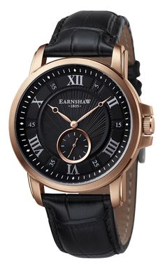FITZROY - FITZROY - COLLECTIONS - THOMAS EARNSHAW WATCHES & TIMEPIECES